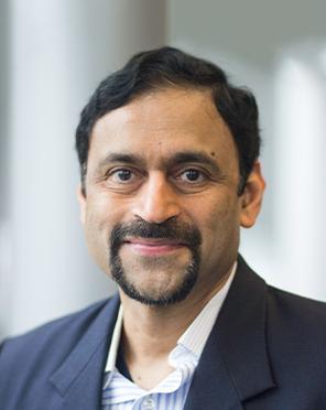 Sam Venkat headshot